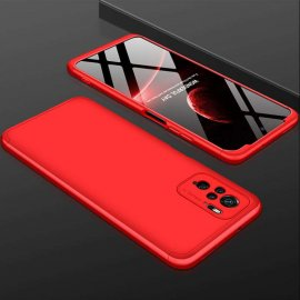 Funda Xiaomi Redmi Note 10 Roja 360