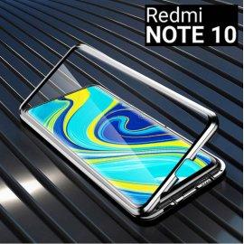 Funda Cubretodo Xiaomi Redmi Note 10 Magnetica Gris