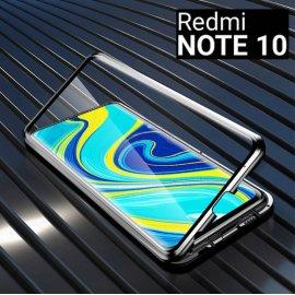 Funda Cubretodo Xiaomi Redmi Note 10 Magnetica Negra