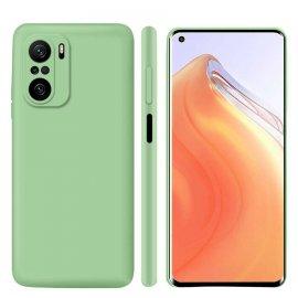 Carcasa Xiaomi Redmi Note 10 sedosa Verde