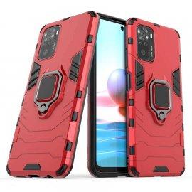 Funda Xiaomi Redmi Note 10 IShock Magnetica Roja