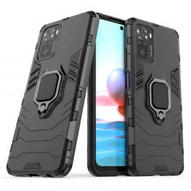 Funda Xiaomi Redmi Note 10 IShock Magnetica Negra