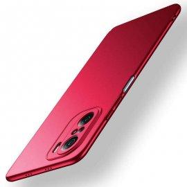 Carcasa Xiaomi Redmi Note 10 Mate Fina Roja