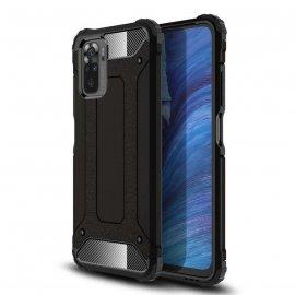 Funda Xiaomi Redmi Note 10 Hybrid Negra