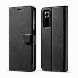 Funda Xiaomi Redmi Note 10 Cartera Negra
