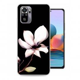 Funda Gel Xiaomi Redmi Note 10 Flor