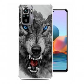 Funda Gel Xiaomi Redmi Note 10 Lobo