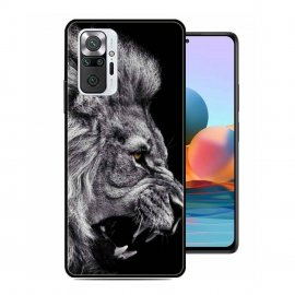 Funda Gel Xiaomi Redmi Note 10 Rugido