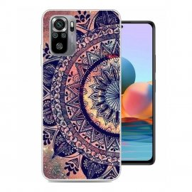 Funda Gel Xiaomi Redmi Note 10 Mandalas