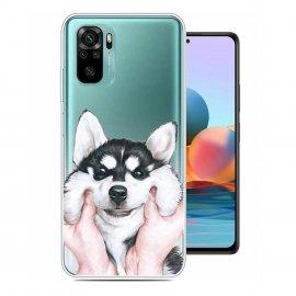 Funda Gel Xiaomi Redmi Note 10 Perro