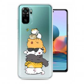 Funda Gel Xiaomi Redmi Note 10 Bubun