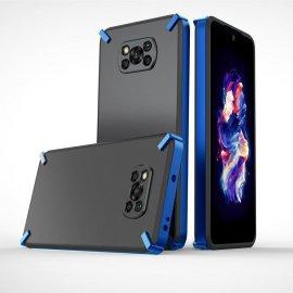 Funda Pocophone Poco X3 Pro Hydrac Azul