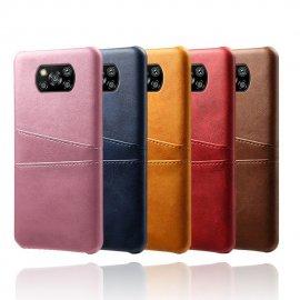 Carcasa Xiaomi Poco X3 Pro Cuero