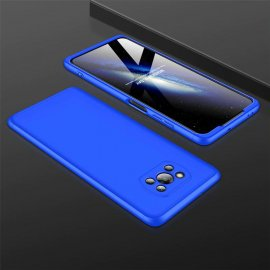 Carcasa Pocophone Poco X3 Pro 360 Azul GKK