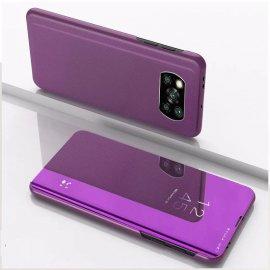 Funda inteligente Pocophone Poco X3 Pro Smart Lila