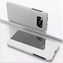 Estuche inteligente Pocophone Poco X3 Pro Smart Gris