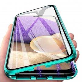 Funda 360 Samsung Galaxy A22 5G Magnetica Verde