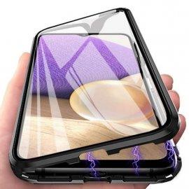 Funda 360 Samsung Galaxy A22 5G Magnetica Negra