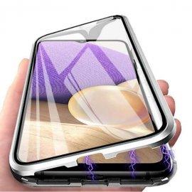 Funda 360 Samsung Galaxy A22 5G Magnetica Gris