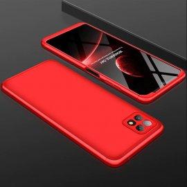Carcasa 360 Samsung Galaxy A22 5G Roja