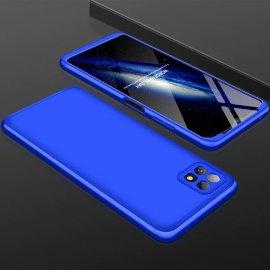 Carcasa 360 Samsung Galaxy A22 5G Azul