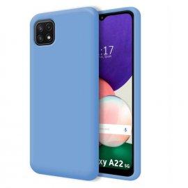 Funda Samsung Galaxy A22 5G Sedosa Azul
