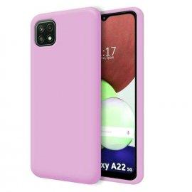 Funda Samsung Galaxy A22 5G Sedosa Rosa