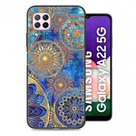 Carcasa flexible Samsung Galaxy A22 5G Mistica