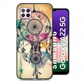 Carcasa flexible Samsung Galaxy A22 5G Atrapasueños