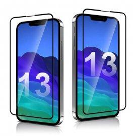 Cristal Templado iPhone 13 Pro o Pro Max Negro