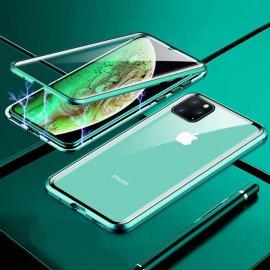 Carcasa 360 iPhone 13 Pro o Pro Max Magnetica verde