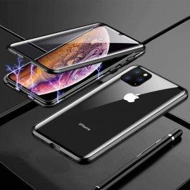 Carcasa 360 iPhone 13 Pro o Pro Max Magnetica Negra