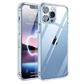 Funda iPhone 13 Pro o Pro Max transparente esquinas