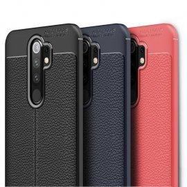Funda Xiaomi Redmi 9 o 9T Cuero Tpu Focus