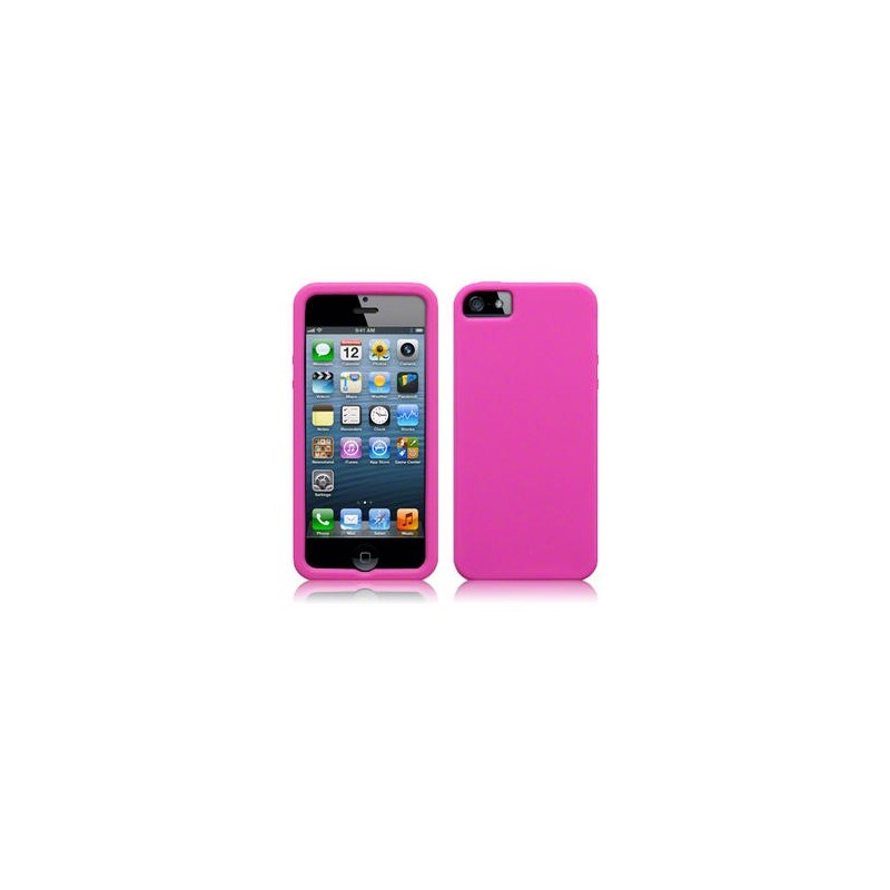 Funda iphone 5 silicona premium - Fundas iphone silicona ...