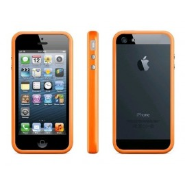 Bumper para iphone 5 Naranja