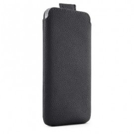 Funda Iphone 5 Cuero PT Especifica Negra