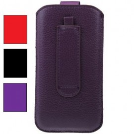Funda Iphone 5 Cuero PT Cintura