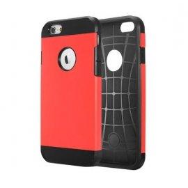 Funda Iphone 6S Shock Resistante Roja