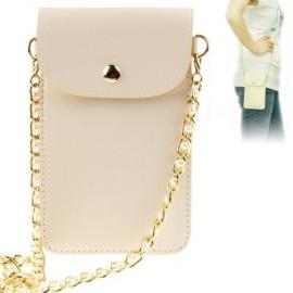 Bolso Fashion para Iphone 5 & 6 Blanco