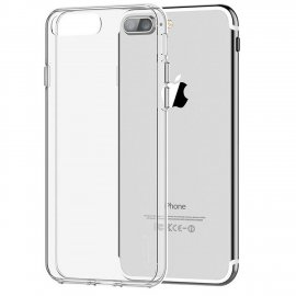 Funda IPhone 7 Plus Gel Invisible Transparente