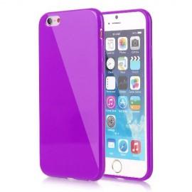 Funda IPhone 6 Gel Premium Violeta Opaca