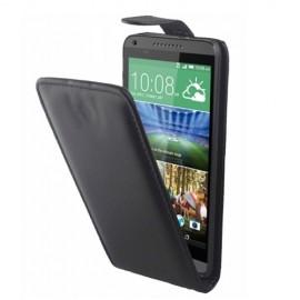 Funda HTC Desire 816 cuero Negra Nec