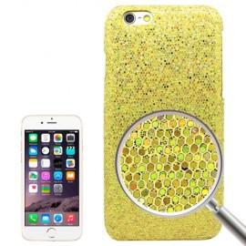 Funda Iphone 6 Diamante Dorada