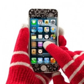 Guantes Tactiles para IPhone 4S, 4 y 5, 6, 6 plus