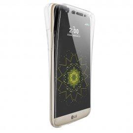 Funda LG G5 Doble Cara Full Transparente