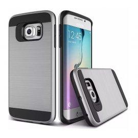 Funda Samsung Galaxy S7 Edge Aluminio Plata Mo
