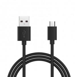 Cable Micro USB 2.0 Smartphones y Tabletas Negro