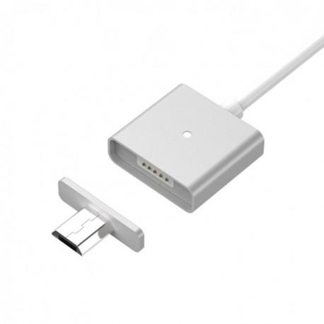 Cable Magnetico Micro USB 2.0 Smartphones y Tabletas Negro