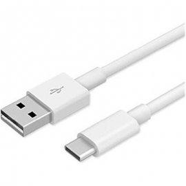 Cable Micro USB Tipo C 2.0 Smartphones y Tabletas Blanco